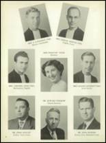 1951 Mt. St. Michael Academy Yearbook Page 22 & 23