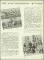 1951 Mt. St. Michael Academy Yearbook Page 24 & 25