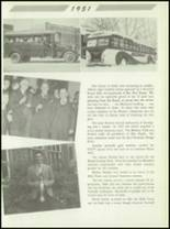 1951 Mt. St. Michael Academy Yearbook Page 30 & 31