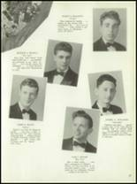 1951 Mt. St. Michael Academy Yearbook Page 38 & 39