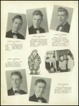 1951 Mt. St. Michael Academy Yearbook Page 40 & 41