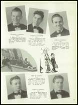 1951 Mt. St. Michael Academy Yearbook Page 42 & 43