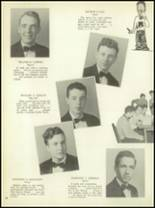 1951 Mt. St. Michael Academy Yearbook Page 44 & 45