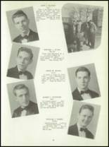 1951 Mt. St. Michael Academy Yearbook Page 46 & 47