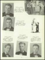 1951 Mt. St. Michael Academy Yearbook Page 48 & 49