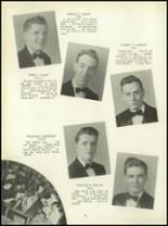 1951 Mt. St. Michael Academy Yearbook Page 50 & 51