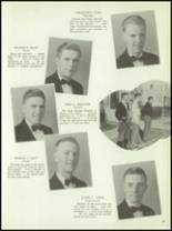 1951 Mt. St. Michael Academy Yearbook Page 52 & 53