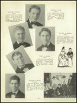 1951 Mt. St. Michael Academy Yearbook Page 54 & 55