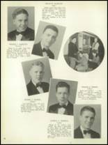 1951 Mt. St. Michael Academy Yearbook Page 56 & 57