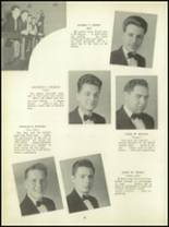 1951 Mt. St. Michael Academy Yearbook Page 58 & 59