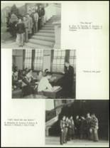 1951 Mt. St. Michael Academy Yearbook Page 68 & 69