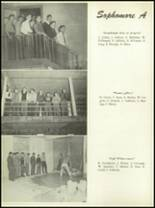 1951 Mt. St. Michael Academy Yearbook Page 82 & 83
