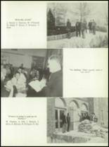 1951 Mt. St. Michael Academy Yearbook Page 84 & 85