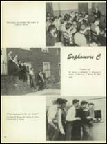 1951 Mt. St. Michael Academy Yearbook Page 86 & 87