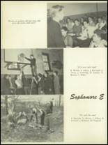 1951 Mt. St. Michael Academy Yearbook Page 90 & 91