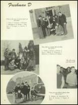 1951 Mt. St. Michael Academy Yearbook Page 100 & 101