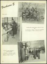 1951 Mt. St. Michael Academy Yearbook Page 102 & 103