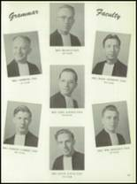 1951 Mt. St. Michael Academy Yearbook Page 108 & 109