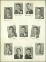 1951 Mt. St. Michael Academy Yearbook Page 112 & 113