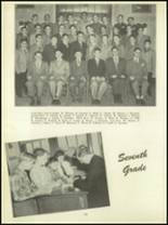 1951 Mt. St. Michael Academy Yearbook Page 114 & 115