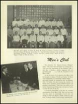 1951 Mt. St. Michael Academy Yearbook Page 146 & 147