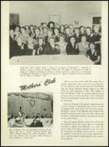 1951 Mt. St. Michael Academy Yearbook Page 148 & 149