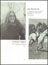 1972 Day Prospect Hill School Yearbook Page 62 & 63
