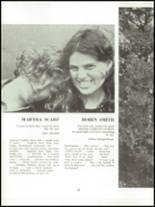 1972 Day Prospect Hill School Yearbook Page 66 & 67