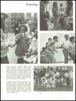 1972 Day Prospect Hill School Yearbook Page 100 & 101
