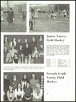 1972 Day Prospect Hill School Yearbook Page 104 & 105