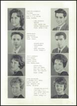 1962 Marin Catholic High School Yearbook Page 14 & 15