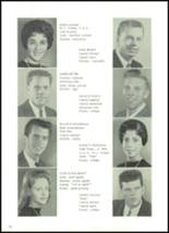 1962 Marin Catholic High School Yearbook Page 16 & 17