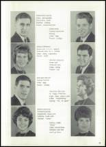 1962 Marin Catholic High School Yearbook Page 18 & 19