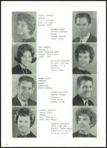 1962 Marin Catholic High School Yearbook Page 20 & 21