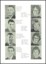 1962 Marin Catholic High School Yearbook Page 22 & 23