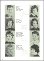 1962 Marin Catholic High School Yearbook Page 24 & 25