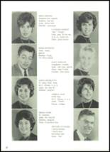 1962 Marin Catholic High School Yearbook Page 26 & 27