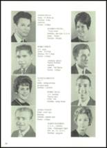 1962 Marin Catholic High School Yearbook Page 28 & 29