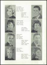1962 Marin Catholic High School Yearbook Page 30 & 31