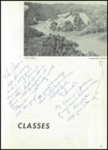 1962 Marin Catholic High School Yearbook Page 34 & 35