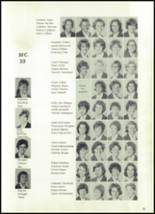 1962 Marin Catholic High School Yearbook Page 38 & 39
