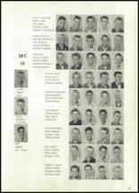 1962 Marin Catholic High School Yearbook Page 44 & 45
