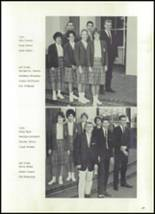 1962 Marin Catholic High School Yearbook Page 50 & 51