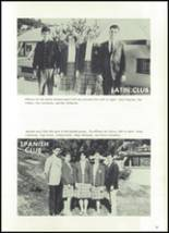 1962 Marin Catholic High School Yearbook Page 54 & 55