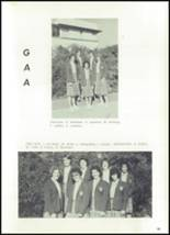 1962 Marin Catholic High School Yearbook Page 58 & 59