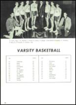 1962 Marin Catholic High School Yearbook Page 70 & 71