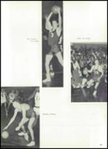 1962 Marin Catholic High School Yearbook Page 72 & 73