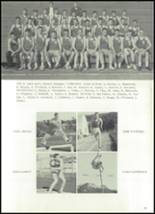 1962 Marin Catholic High School Yearbook Page 80 & 81