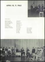 1962 Marin Catholic High School Yearbook Page 96 & 97