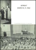 1962 Marin Catholic High School Yearbook Page 98 & 99